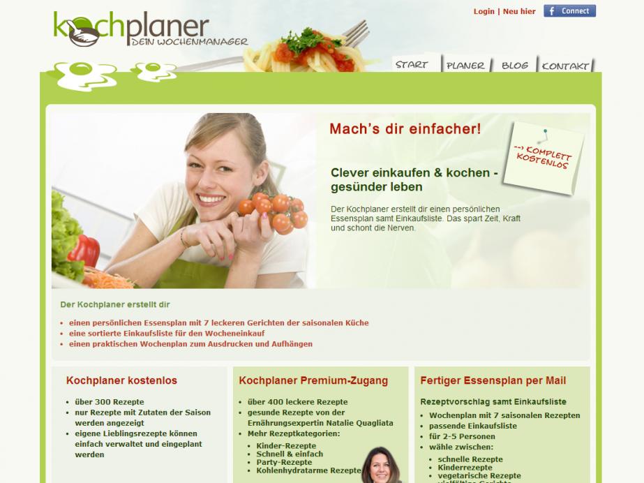 Kochplaner.de aus Heidelberg