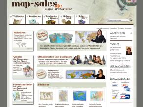 map-sales Magento Shop