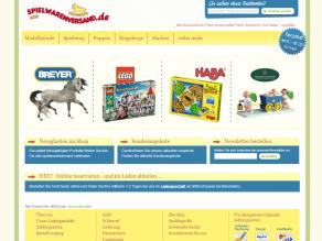 Spielwarenversand Shop