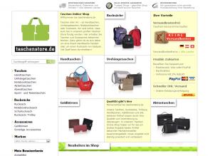 Taschenstore.de Taschen Shop