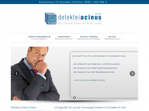 Detektiv Acinus