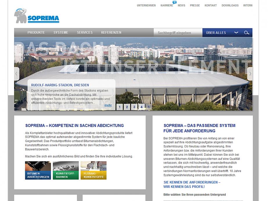 SOPREMA-KLEWA GmbH